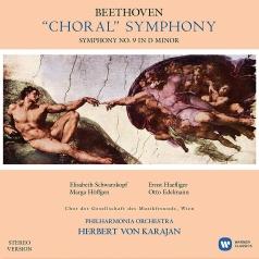 "Herbert von Karajan (Герберт фон Караян): Beethoven: Symphony No. 9 ""Choral"""