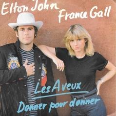 France Gall (Франс Галль): Les Aveux & Donner Pour Donner