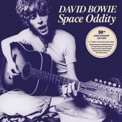David Bowie (Дэвид Боуи): Space Oddity (50Th Anniversary)