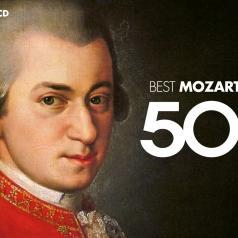 50 Best: 50 Best Mozart