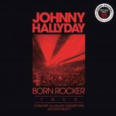 Johnny Hallyday (Джонни Холлидей): Born Rocker Tour – Concert Au Palais Omnisports De Paris Bercy
