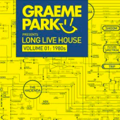 Graeme Park (Грэм Парк): Graeme Park Presents Long Live House Volume 1: 1980