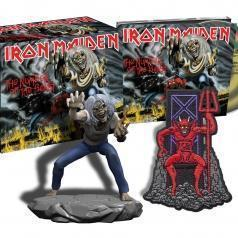 Iron Maiden (Айрон Мейден): The Number Of The Beast (Collectors Edition)