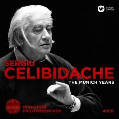Sergiu Celibidache (Серджиу Челибидаке): The Munich Years