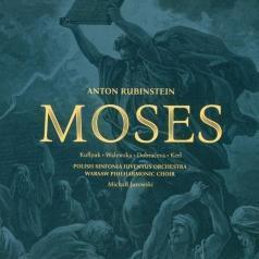Anton Rubinstein (Антон Григорьевич Рубинштейн): Rubinstein: Moses