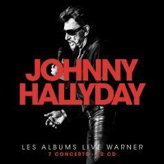 Johnny Hallyday (Джонни Холлидей): Live - Le Coffret Essentiel