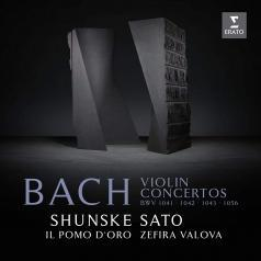 Johann Sebastian Bach (Иоганн Себастьян Бах): Violin Concertos, Bwv 1041-1043