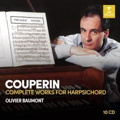 Francois Couperin (Франсуа Куперен): Complete Works For Harpsichord