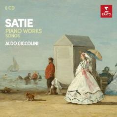 Erik Satie (Эрик Сати): Satie: Piano Works, Melodies