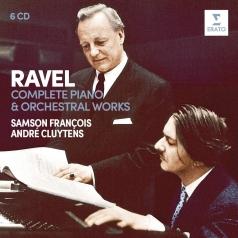 Maurice Ravel (Морис Равель): Ravel: Complete Piano & Orchestral Works