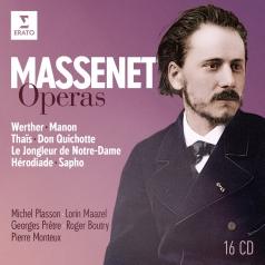 Jules Massenet (Жюль Массне): Operas