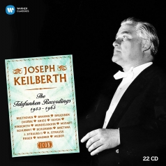 Joseph Keilberth: The Postwar Telefunken Recordings 1953-1963
