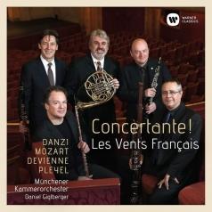 Concertante: Danzi, Mozart, Devienne, Pleyel
