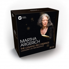 Martha Argerich -  The Lugano Recordings 2002-2016