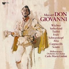 Carlo Maria Giulini (Карло Мария Джулини): Mozart: Don Giovanni
