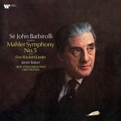 John Barbirolli (Джон Барбиролли): Mahler: Symphony No. 5 & Rückert Lieder