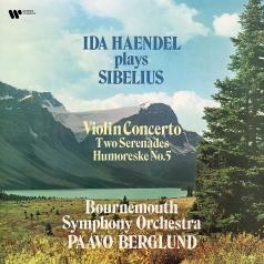 Ida Haendel: Sibelius: Violin Concerto, 2 Serenades, Humoreske No. 5