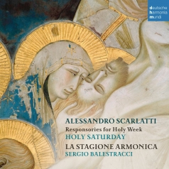 Alessandro Scarlatti (Алессандро Скарлатти): Responsories For Holy Week - Holy Saturday