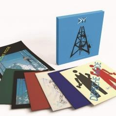 """Depeche Mode (Депеш Мод): Construction Time Again - The 12"""" Singles"""