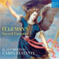 Georg Telemann (Г.Ф.Телеман): Sacred Cantatas