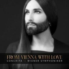 Conchita Wurst (Кончита Вурст): From Vienna With Love