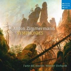Anton Zimmermann (Антон Циммерман): Symphonies