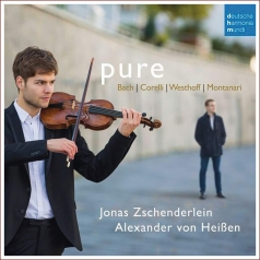 Pure - Works For Violin And Harpsichord