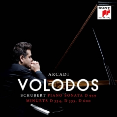 Arcadi Volodos (Аркадий Володось): Schubert: Piano Sonata D.959 & Minuets D