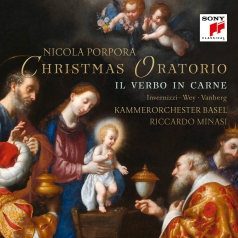 Nicola Porpora (Никола Порпора): Porpora: Il Verbo In Carne (Christmas Oratorio)
