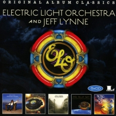 Electric Light Orchestra (Электрик Лайт Оркестра (ЭЛО)): Original Album Classics (Subtle As A Flying Mallet / D. E. 7 / Information / Riff Raff / I Hear You Rockin' - Live)