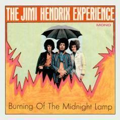 Jimi Hendrix (Джими Хендрикс): Burning Of The Midnight Lamp