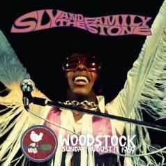 Sly & The Family Stone: Woodstock Sunday August 17, 1969 (RSD2019)