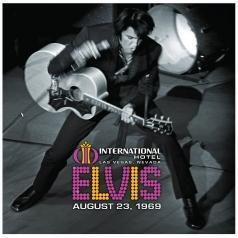 Elvis Presley (Элвис Пресли): Live At The International Hotel, Las Vegas, Nv August 23, 1969 (RSD2019)