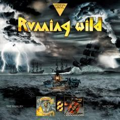 Running Wild (Раннинг Вайлд): Original Vinyl Classics: The Rivalry + Victory