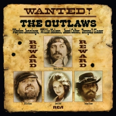 Waylon Jennings (Уэйлон Дженнингс): Wanted! The Outlaws