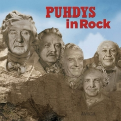 Puhdys (Пухдис): Puhdys In Rock