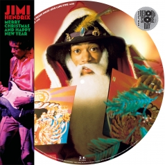 Jimi Hendrix (Джими Хендрикс): Merry Christmas And Happy New Year (RSD2019)