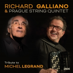 Richard Galliano (Ришар Гальяно): Tribute To Michel Legrand