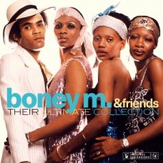Boney M. (Бонни Эм): Boney M. & Friends - Their Ultimate Collection
