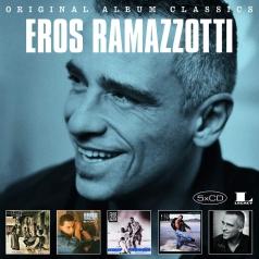 Eros Ramazzotti (Эрос Рамазотти): Original Album Classics