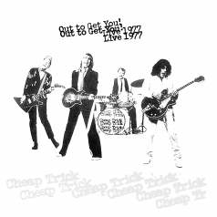 Cheap Trick (Чип Трик): Out To Get You! Live 1977 (RSD2020)