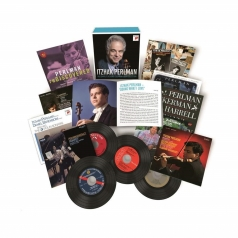 Itzhak Perlman (Ицхак Перлман): Itzhak Perlman - The Complete Rca And Columbia Album Collection