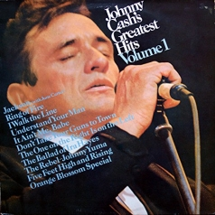 Johnny Cash (Джонни Кэш): Greatest Hits, Volume 1