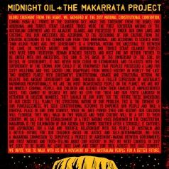Midnight Oil (Миднайт Оил): The Makarrata Project