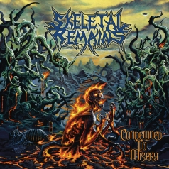Skeletal Remains (Склетал Ремайнс): Condemned To Misery