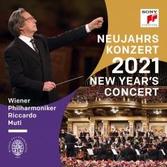 Riccardo Muti (Риккардо Мути): Neujahrskonzert 2021 / New Year'S Concert 2021