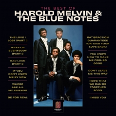 Harold Melvin (Гарольд Мелвин): Best Of Harold Melvin & The Blue Notes