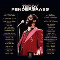 Teddy Pendergrass (Тэдди Пендерграсс): Best Of Teddy Pendergrass