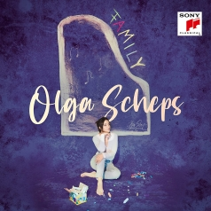 Olga Scheps (Ольга Шепс): Family