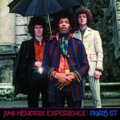 The Jimi Hendrix Experience (Джими Хендрикс): Paris 67